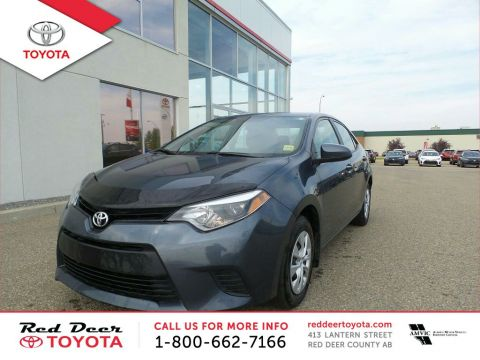 Pre-Owned 2016 Toyota Corolla  Front Wheel Drive 4 Door Car