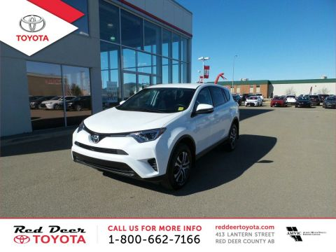 Pre-Owned 2016 Toyota RAV4 AWD 4dr LE All Wheel Drive 4 Door Sport Utility