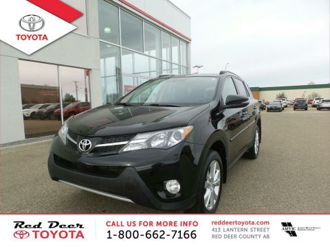 Pre-Owned 2013 Toyota RAV4 AWD 4dr Limited All Wheel Drive 4 Door Sport Utility