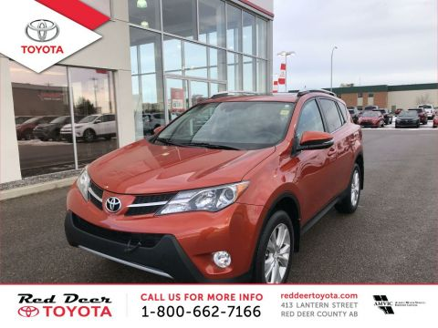 Pre-Owned 2015 Toyota RAV4 AWD 4dr Limited All Wheel Drive 4 Door Sport Utility