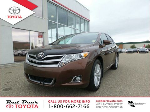 Pre-Owned 2014 Toyota Venza 4dr Wgn AWD All Wheel Drive 4 Door Sport Utility