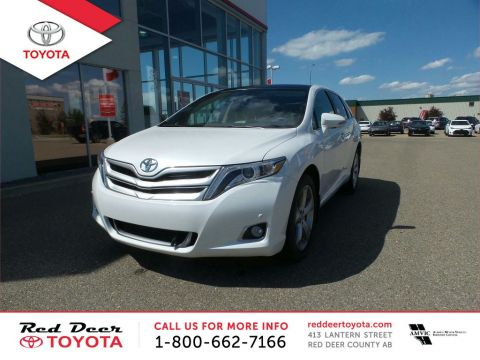 Pre-Owned 2015 Toyota Venza 4dr Wgn V6 AWD All Wheel Drive 4 Door Sport Utility