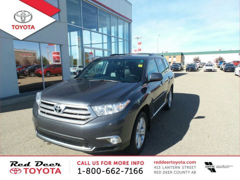 Pre-Owned 2013 Toyota Highlander 4WD 4dr Four Wheel Drive 4 Door Sport Utility