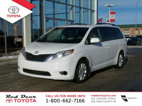 Certified Pre-Owned 2013 Toyota Sienna 5dr V6 XLE 7-Pass AWD All Wheel Drive 4 Door Mini-Van Passenger