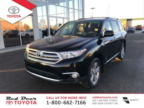 Pre-Owned 2012 Toyota Highlander 4WD 4dr Limited Four Wheel Drive 4 Door Sport Utility