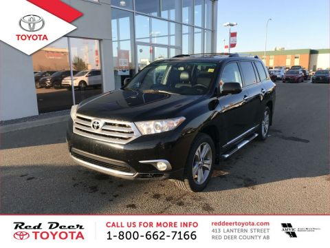 Pre-Owned 2011 Toyota Highlander 4WD 4dr Limited Four Wheel Drive 4 Door Sport Utility
