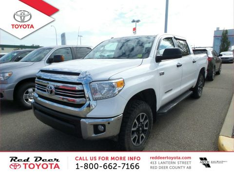 Certified Pre-Owned 2016 Toyota Tundra 4WD Crewmax 146 5.7L SR5 Four Wheel Drive 4 Door Pickup