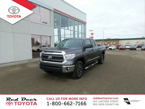 Pre-Owned 2015 Toyota Tundra 4WD Double Cab 146 5.7L SR Four Wheel Drive 4 Door Pickup