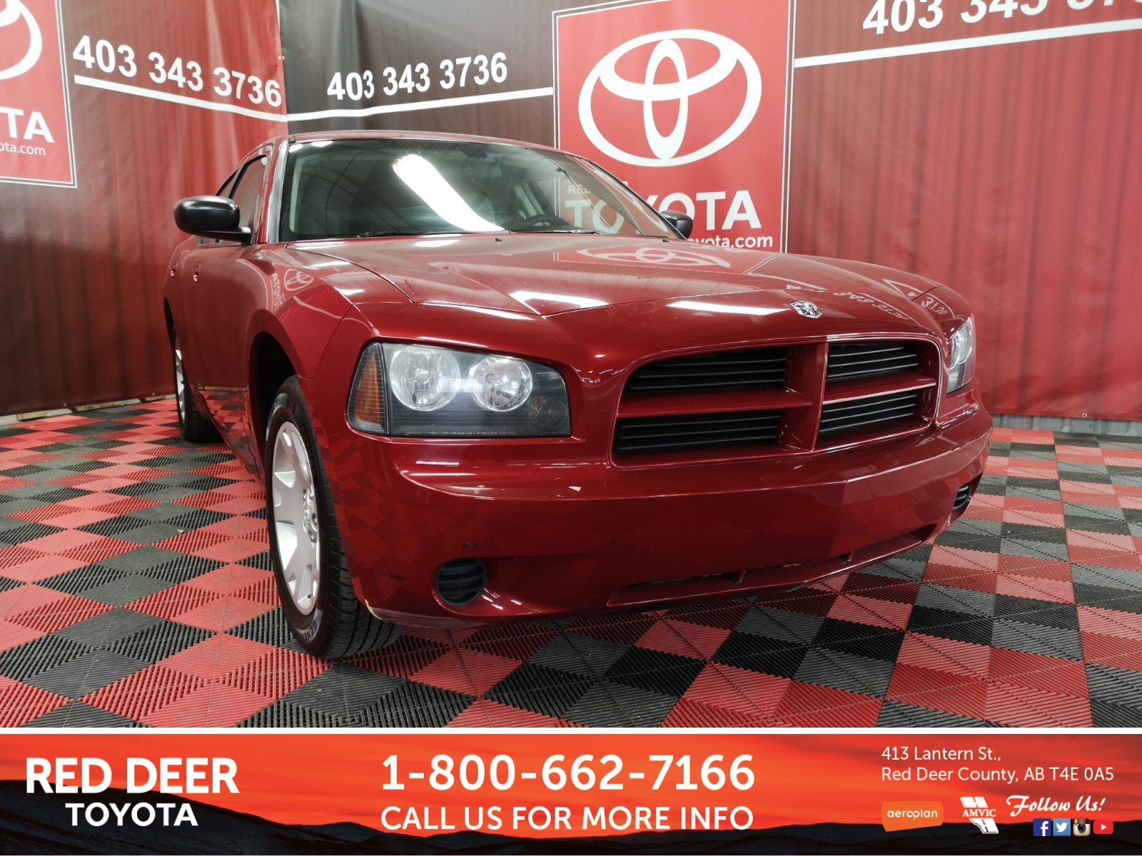 Pre-Owned 2007 Dodge Charger RWD 4dr Car