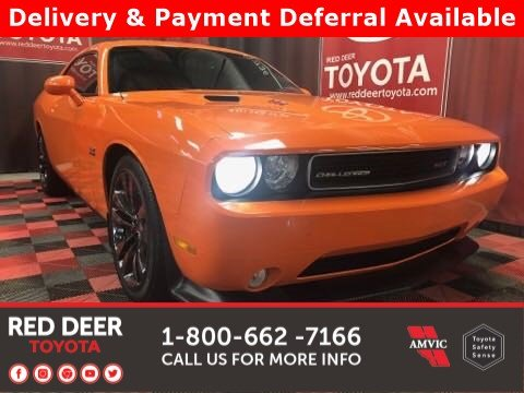 Pre-Owned 2014 Dodge Challenger SRT 392 -3 PAYMENTS ON US !