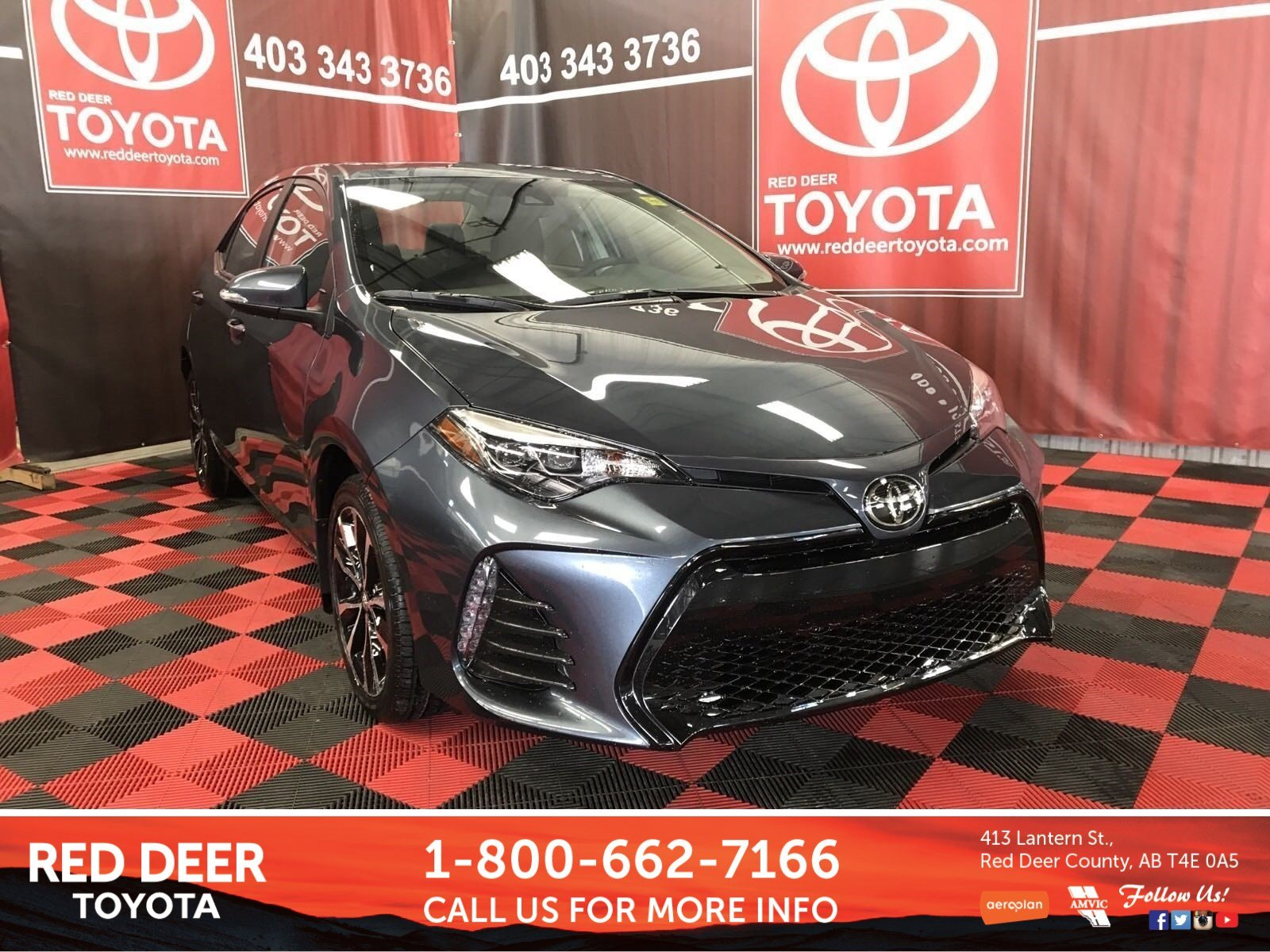 New 2019 Toyota Corolla SE- FREE REMOTE START !!