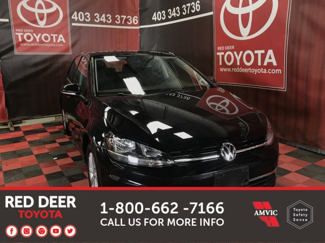 Pre-Owned 2018 Volkswagen Golf Trendline