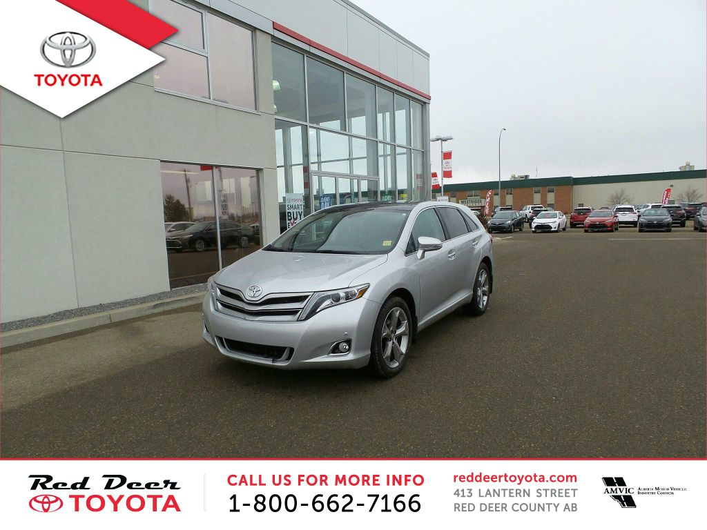 Pre-Owned 2014 Toyota Venza 4dr Wgn V6 AWD