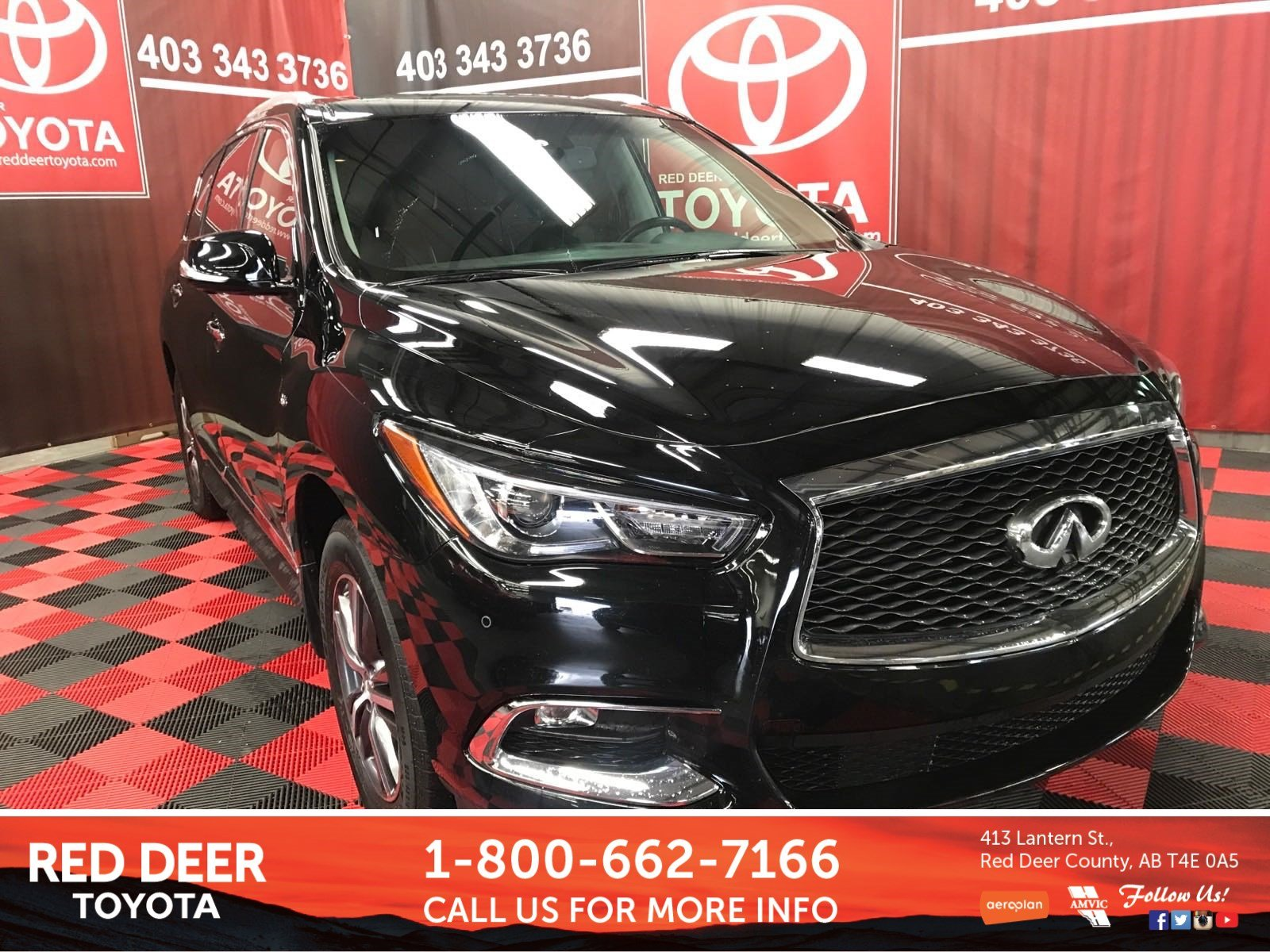 Pre-Owned 2018 INFINITI QX60 4DR AWD AWD Sport Utility