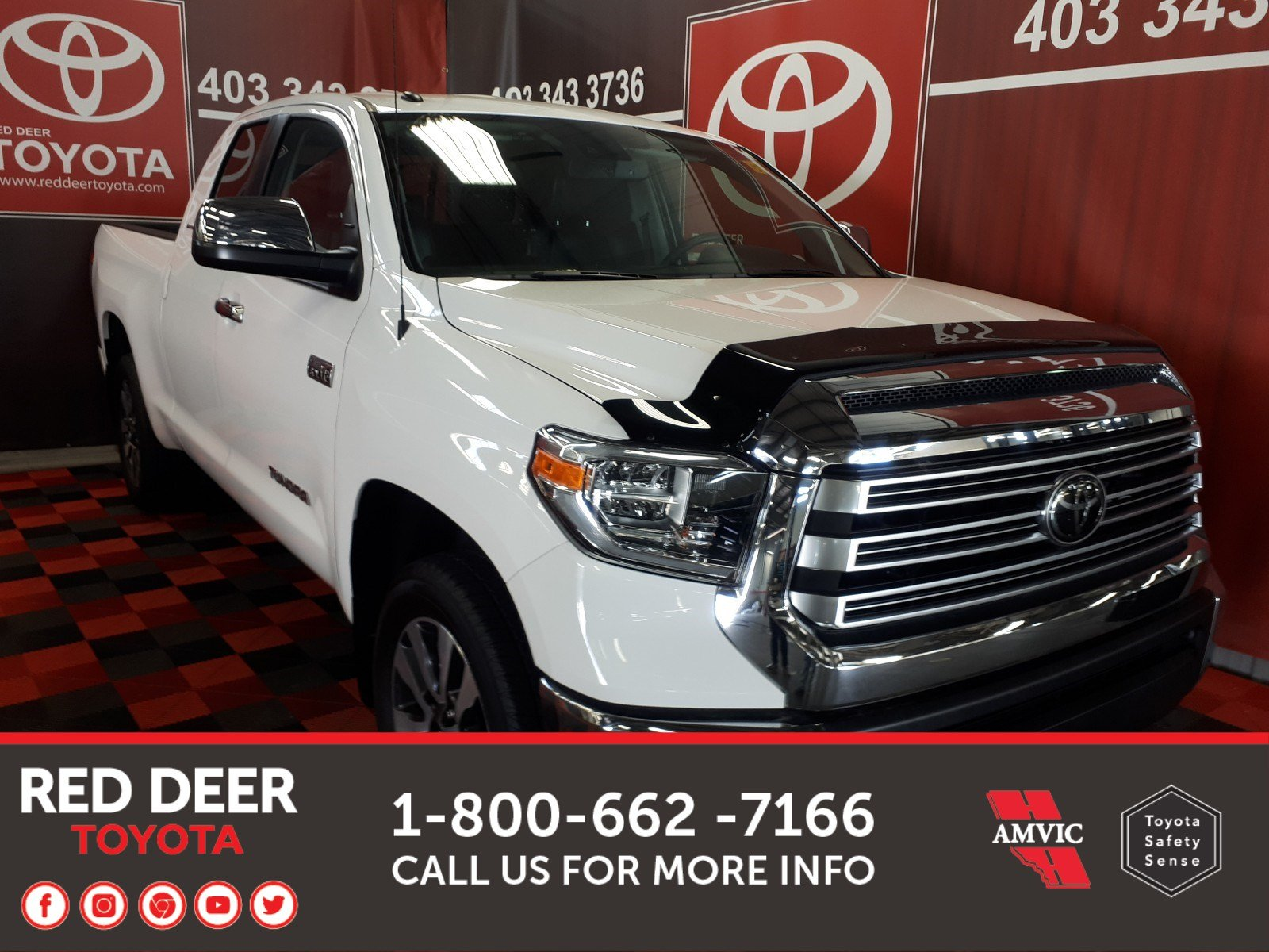 Pre-Owned 2018 Toyota Tundra Dbl Cab Limited