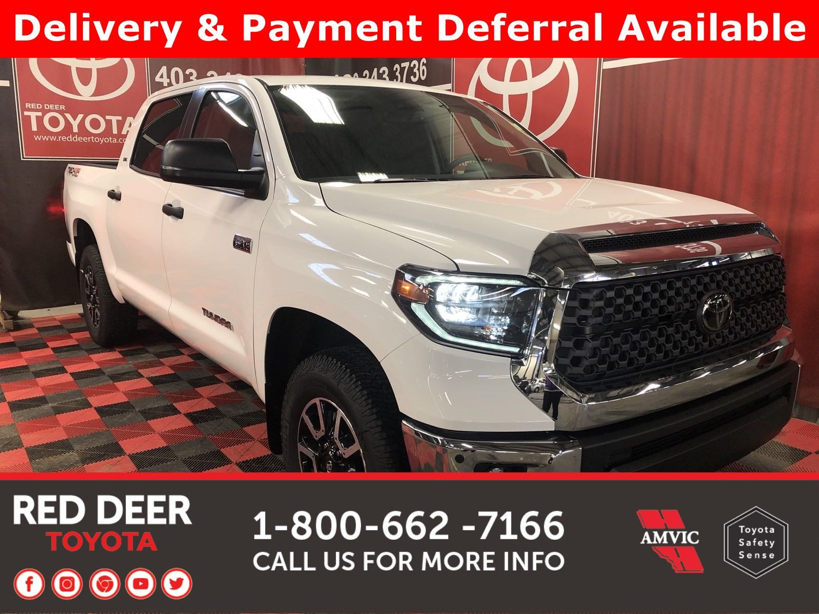 New 2020 Toyota Tundra TRD Off Road Premium