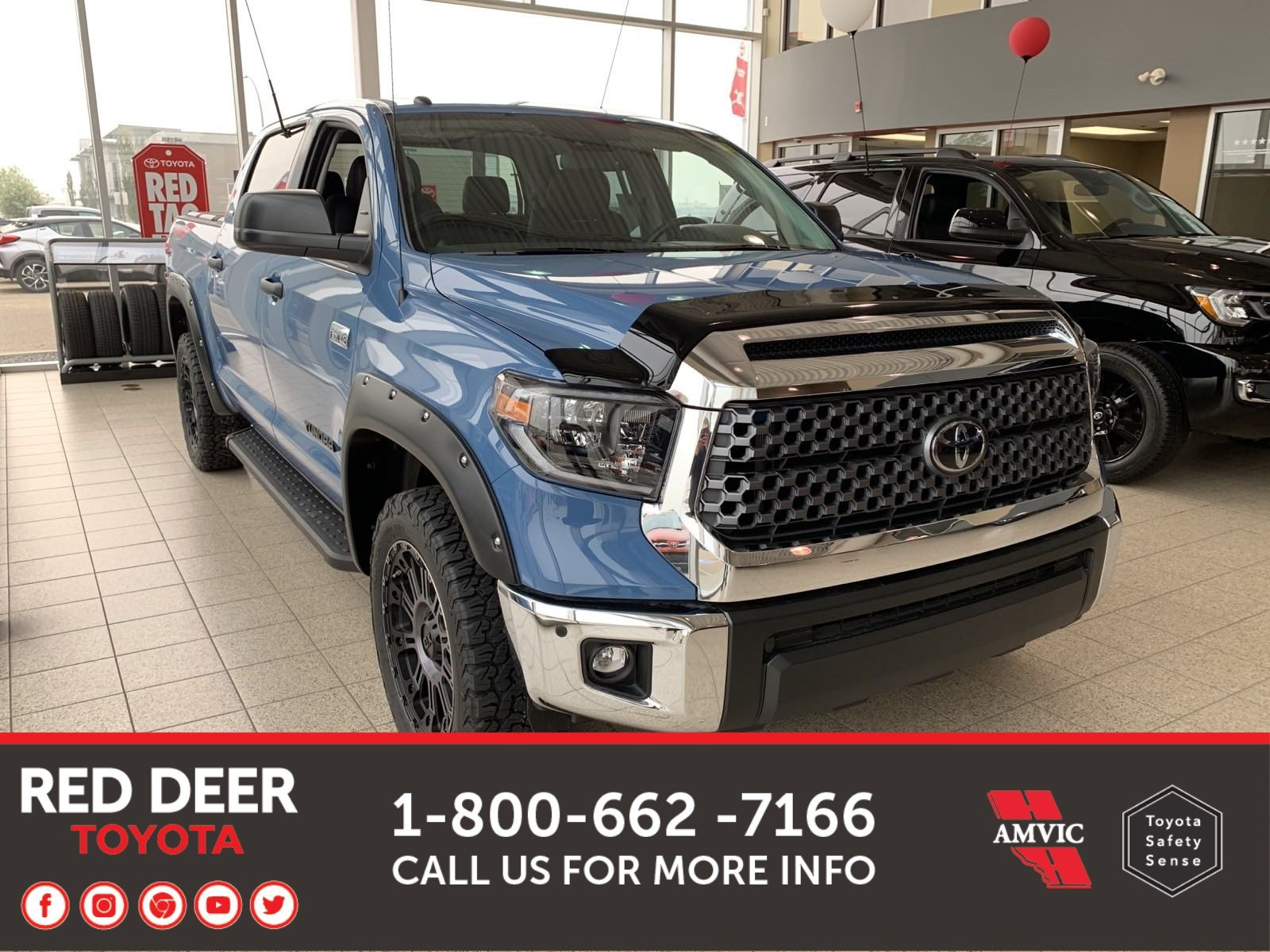New 2019 Toyota Tundra TRD OFF ROAD CREWMAX w/t UPGRADES ! With Navigation & 4WD
