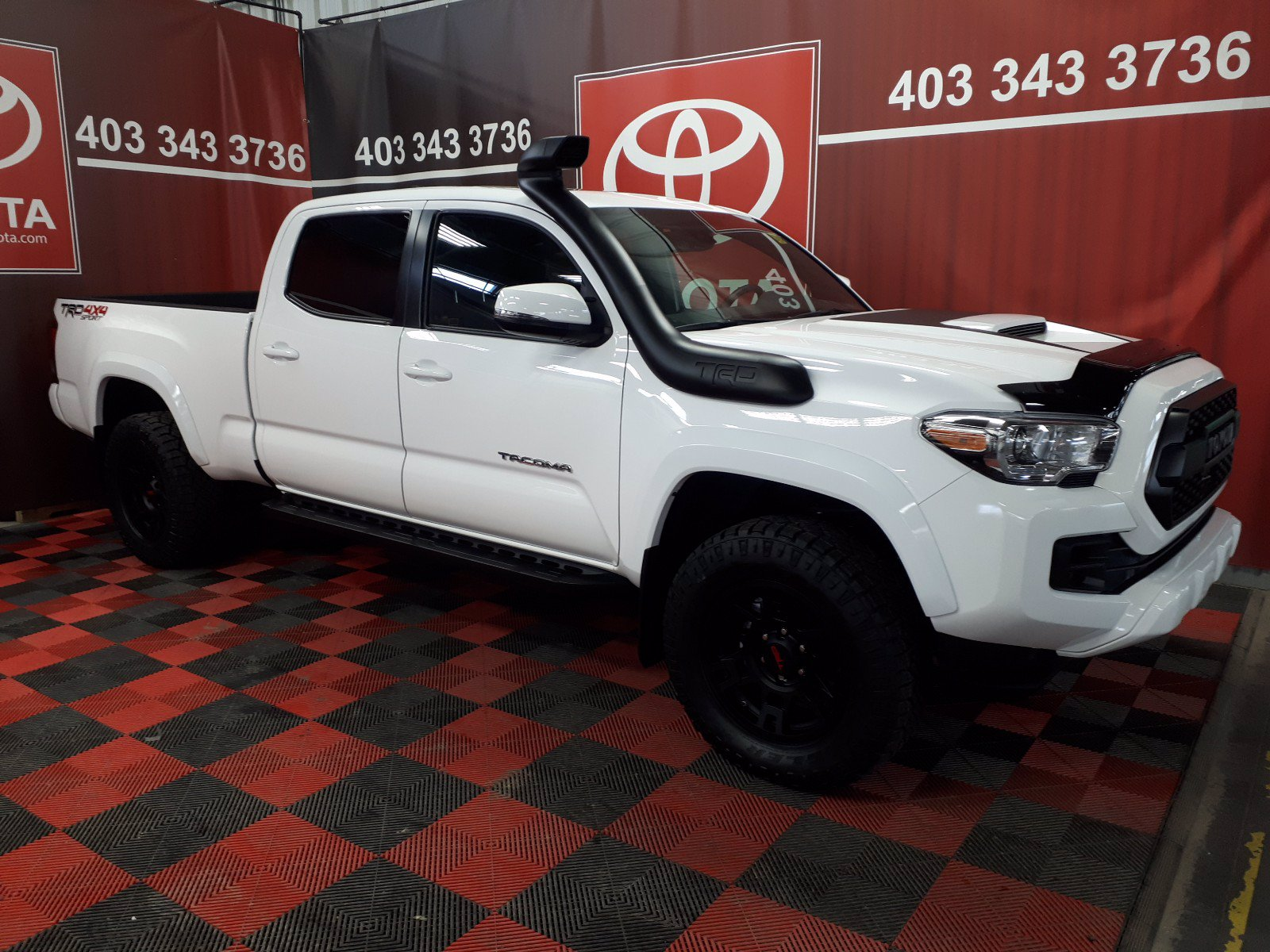 New 2019 Toyota Tacoma TRD Sport - Adventure Edition With Navigation & 4WD