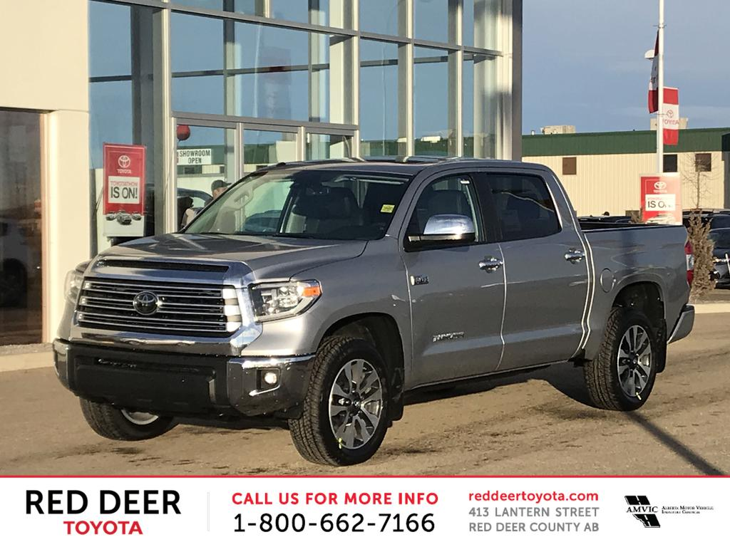 wheel crewmax in drive new four red limited tundra toyota inventory door pickup