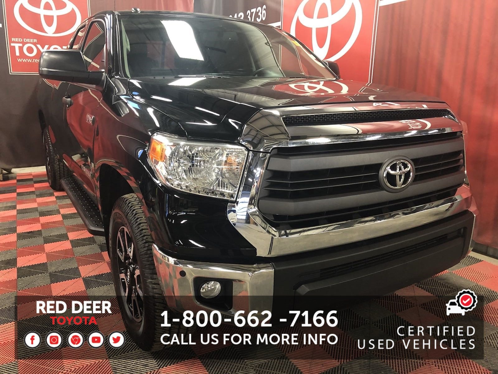 Certified Pre-Owned 2015 Toyota Tundra TRD OFF ROAD