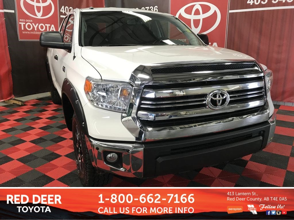Pre-Owned 2017 Toyota Tundra SR5 Plus OFF ROAD