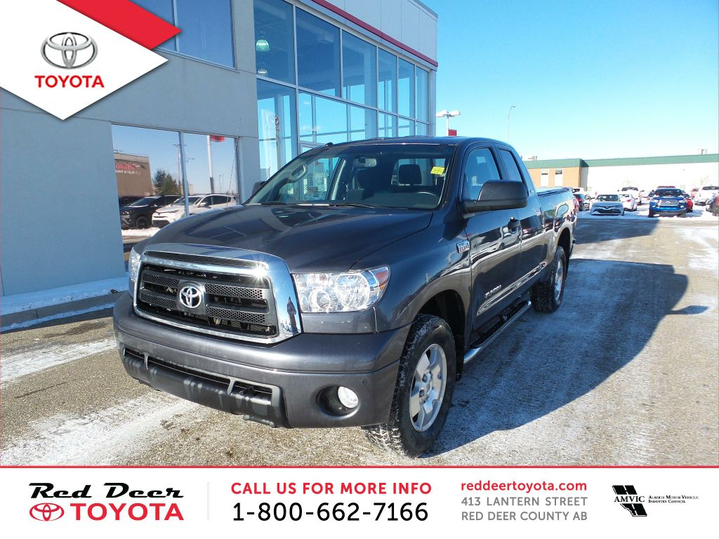 Pre-Owned 2012 Toyota Tundra 4WD Double Cab 146 5.7L SR5