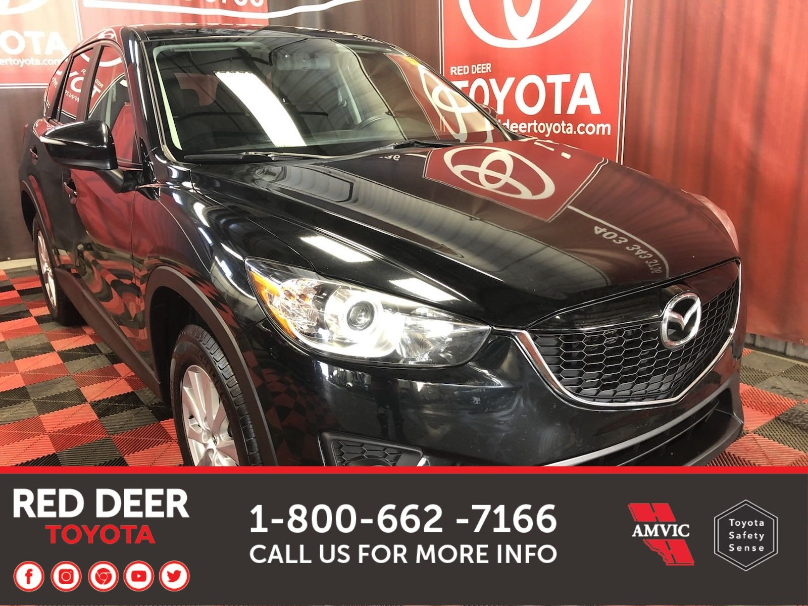Pre-Owned 2015 Mazda CX-5 GS
