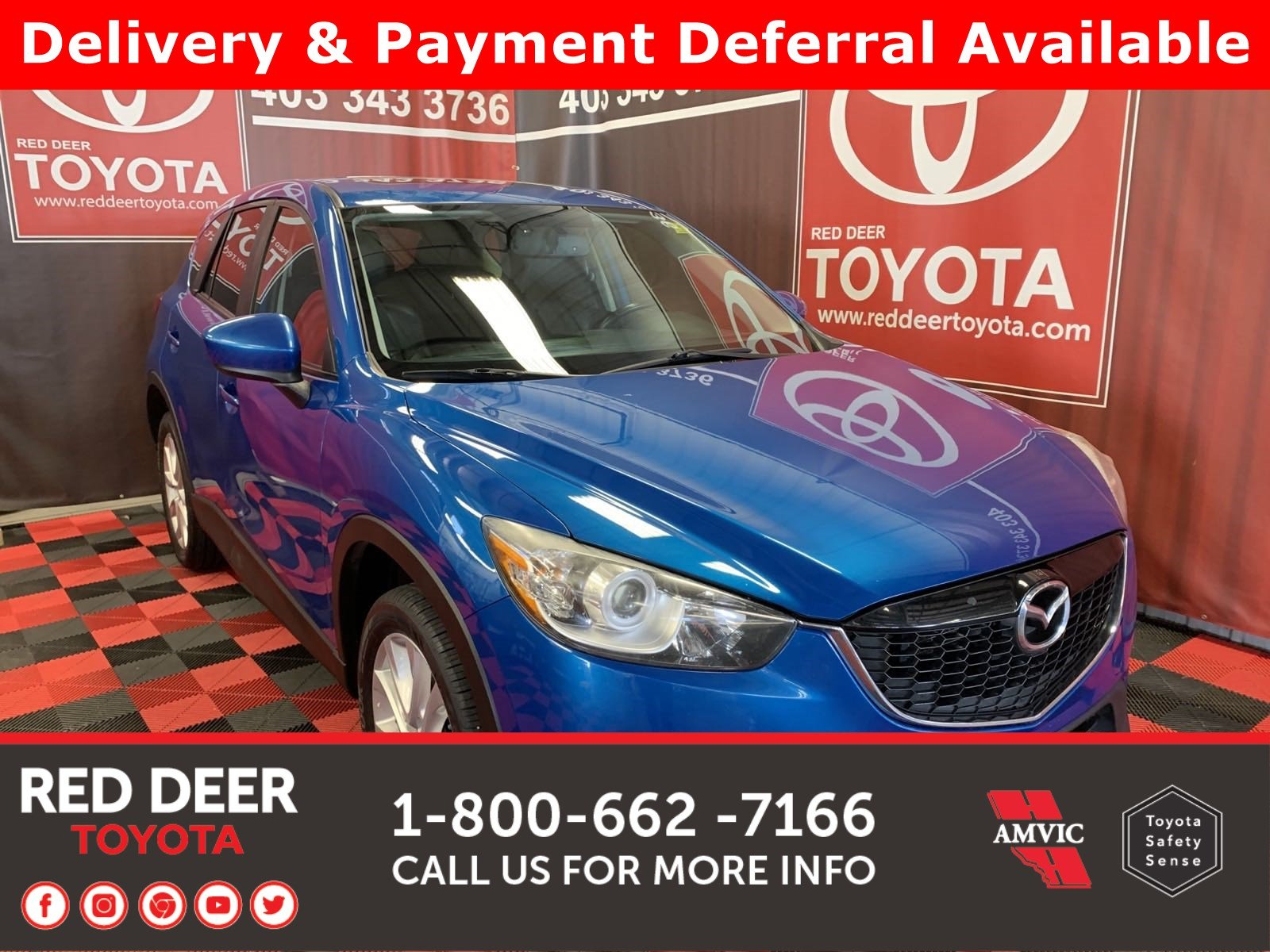 Pre-Owned 2013 Mazda CX-5 GT - SAVE THE GST!