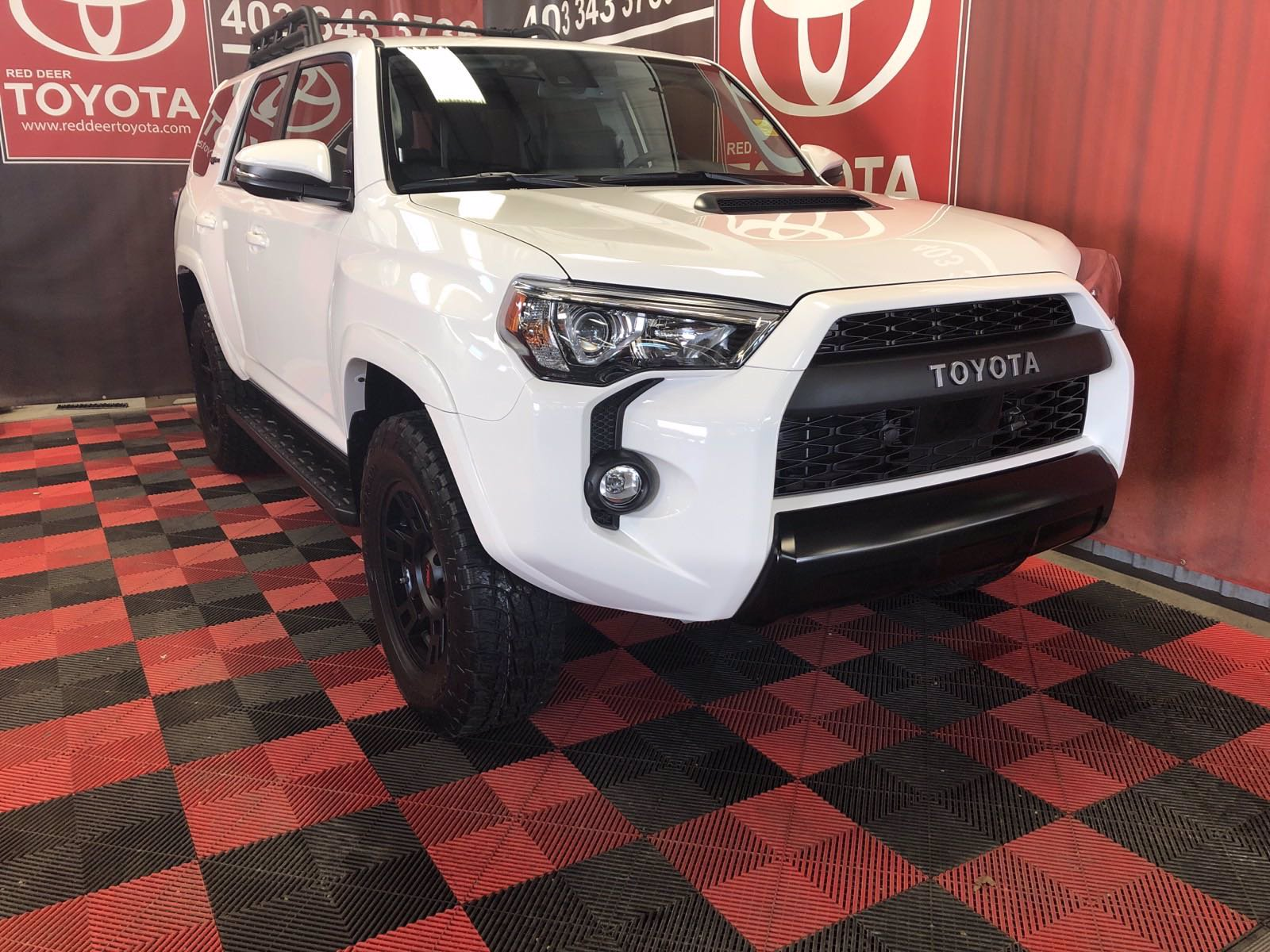 New 2020 Toyota 4Runner Pro 4WD