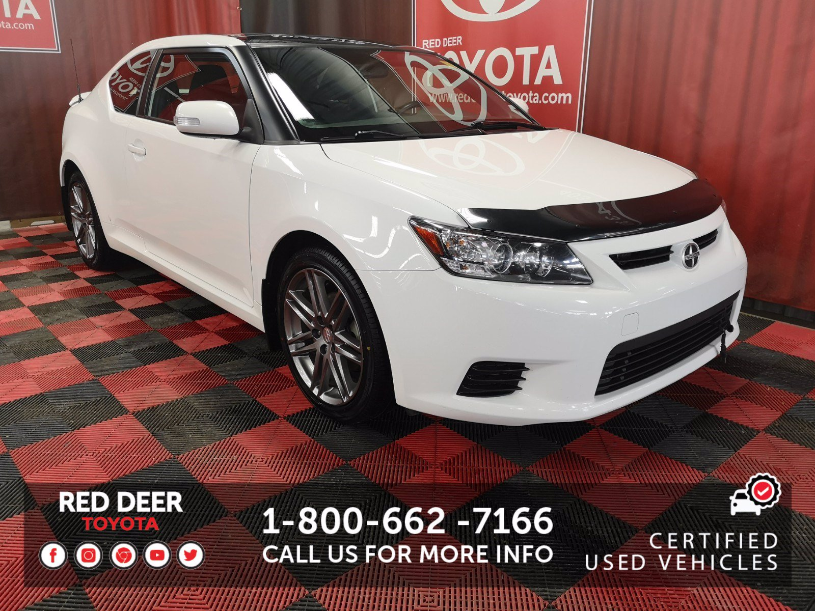 Pre-Owned 2012 Scion tC FWD 2dr Car
