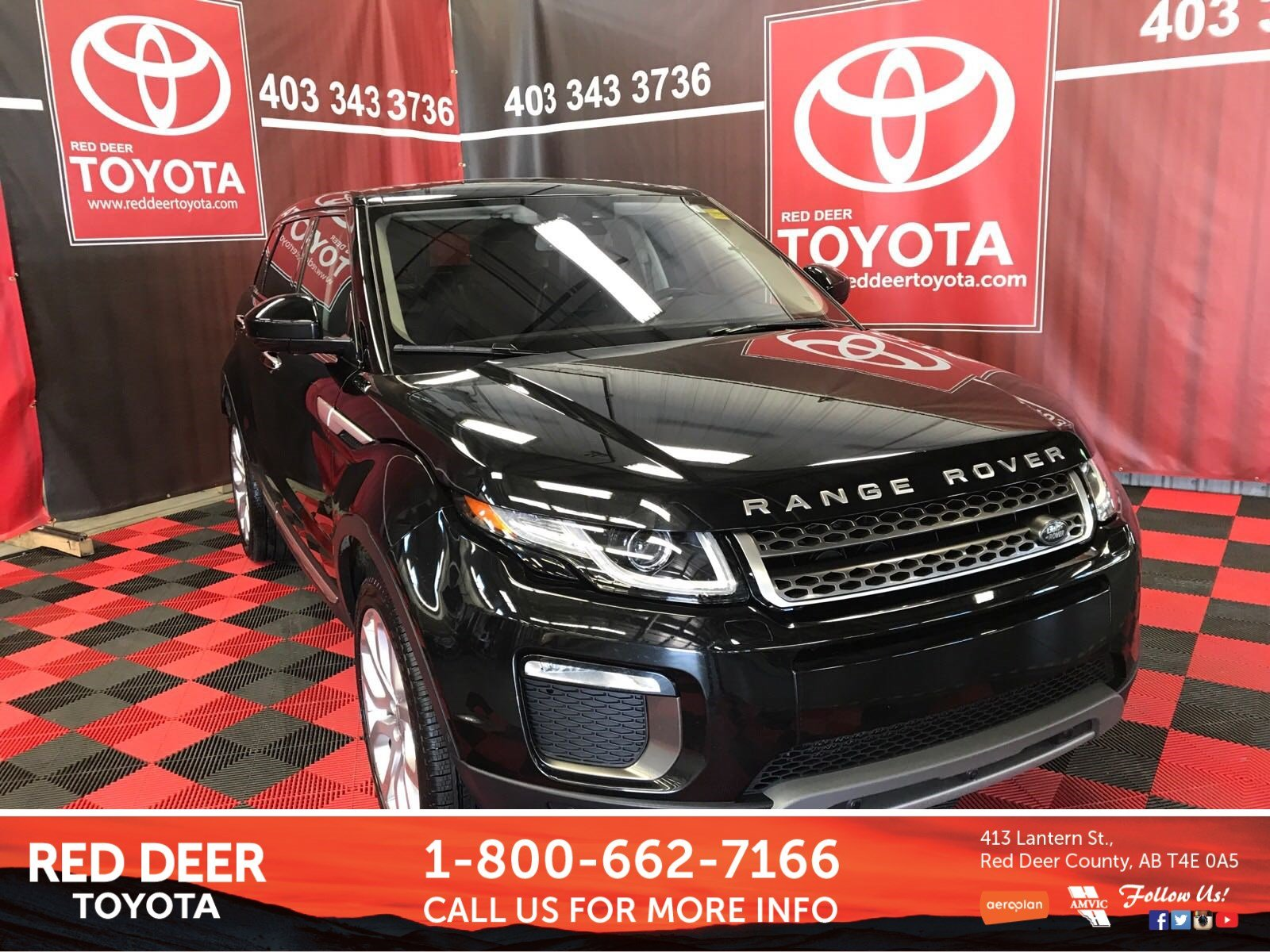 Pre-Owned 2017 Land Rover Range Rover Evoque HSE With Navigation & 4WD