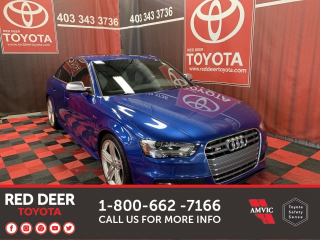 Pre-Owned 2016 Audi S4 Technik plus AWD