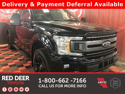 Pre-Owned 2018 Ford F-150 FX4 Off Road - 3 PAYMENTS ON US !