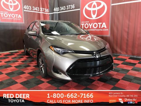 New 2019 Toyota Corolla LE - FREE REMOTE START !!