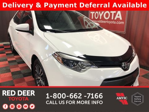 Pre-Owned 2016 Toyota Corolla LE - SAVE THE GST!