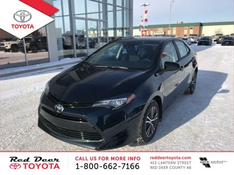 2018 Toyota Corolla LE CVT 4 Door Car
