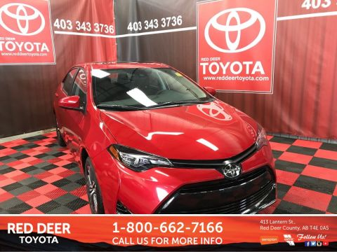 New 2019 Toyota Corolla LE -FREE REMOTE START !!