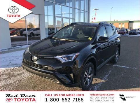 New 2018 Toyota RAV4 AWD LE All Wheel Drive 4 Door Sport Utility