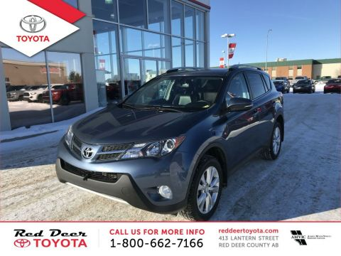 Pre-Owned 2014 Toyota RAV4 AWD 4dr Limited All Wheel Drive 4 Door Sport Utility