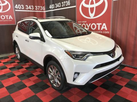 Certified Pre-Owned 2016 Toyota RAV4 AWD 4dr Limited