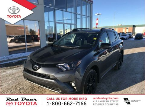 New 2018 Toyota RAV4 AWD XLE All Wheel Drive 4 Door Sport Utility