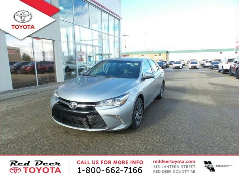 Pre-Owned 2015 Toyota Camry 4dr Sdn I4 Auto XSE Front Wheel Drive 4 Door Car