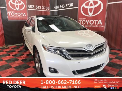 Pre-Owned 2013 Toyota Venza V6 AWD LIMITED