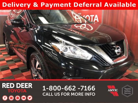 Pre-Owned 2017 Nissan Murano Platinum - SAVE THE GST!