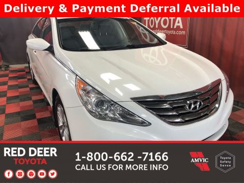 Pre-Owned 2013 Hyundai Sonata GLS - SAVE THE GST!