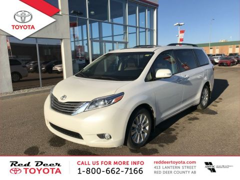Pre-Owned 2015 Toyota Sienna 5dr XLE 7-Pass AWD All Wheel Drive 4 Door Mini-Van Passenger