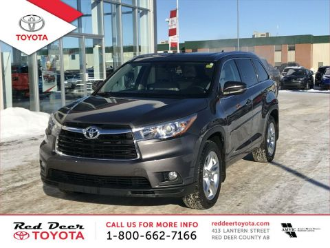 Pre-Owned 2015 Toyota Highlander AWD 4dr Limited All Wheel Drive 4 Door Sport Utility
