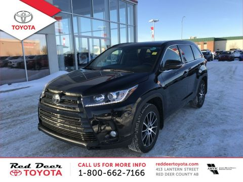 New 2018 Toyota Highlander AWD XLE All Wheel Drive 4 Door Sport Utility