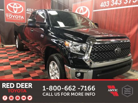 Pre-Owned 2018 Toyota Tundra SR5 Plus W/T 8ft Box
