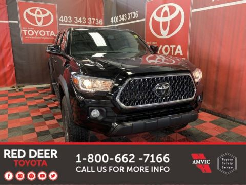New 2018 Toyota Tacoma Dbl Cab TRD Off Road